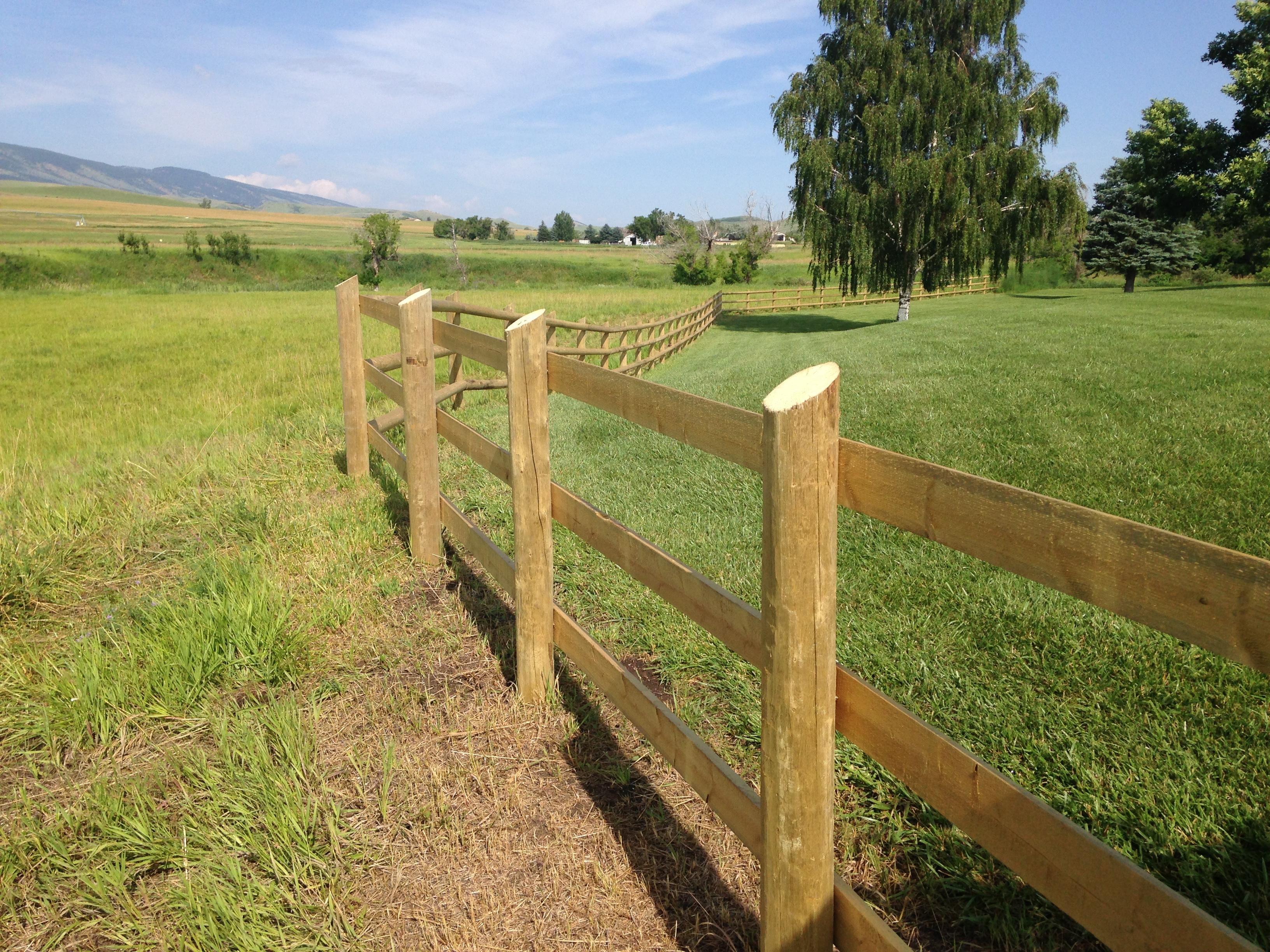 Garden Fence | Bockman Group