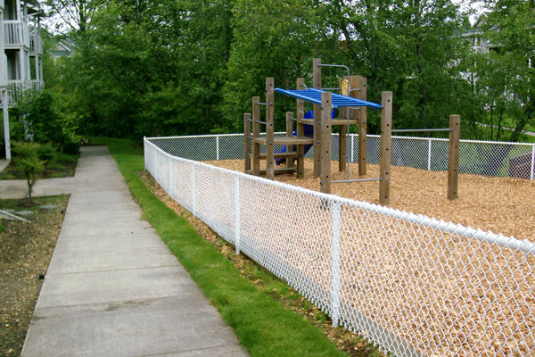Chain link fence installation company bockman group